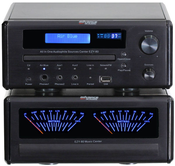 Advance Acoustic EZY-80 Vue principale