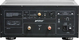 Advance Acoustic X-A220 Vue arrière