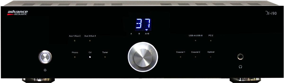 advance acoustic x i90 amplis dac son vid. Black Bedroom Furniture Sets. Home Design Ideas