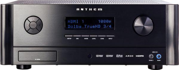 Anthem MRX-310 Vue principale