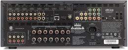 Arcam FMJ AVR450 Vue arrière