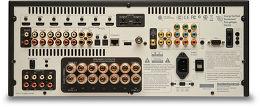 Audiocontrol Concert AVR-6 Vue arrière
