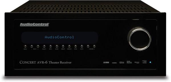 Audiocontrol Concert AVR-6 Vue principale