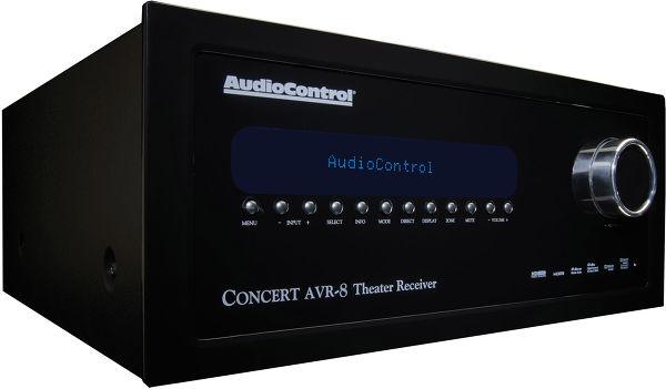 Audiocontrol Concert AVR-8 Vue principale