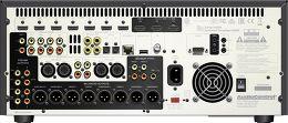 Audiocontrol Maestro M9 Vue arrière