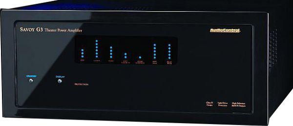 AudioControl Savoy G3 Vue principale