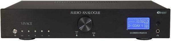 Audio Analogue ArmoniA AirTech Vivace Vue principale