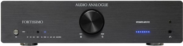 Audio Analogue Fortissimo Vue principale