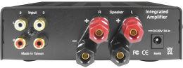 Brik Integrated Amplifier Plus Vue arrière