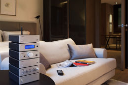 Brik Integrated Amplifier Plus Mise en situation 1