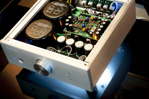 Burson Audio Conductor vue intérieure