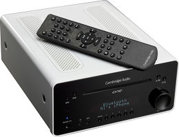 Cambridge Audio One Vue Dessus