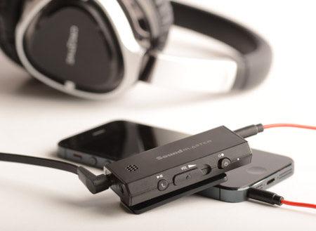 Creative Sound Blaster E1 : ampli casque nomade