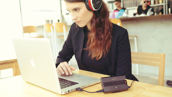 Creative Sound Blaster E5 : DAC USB 24 bits / 192 kHz