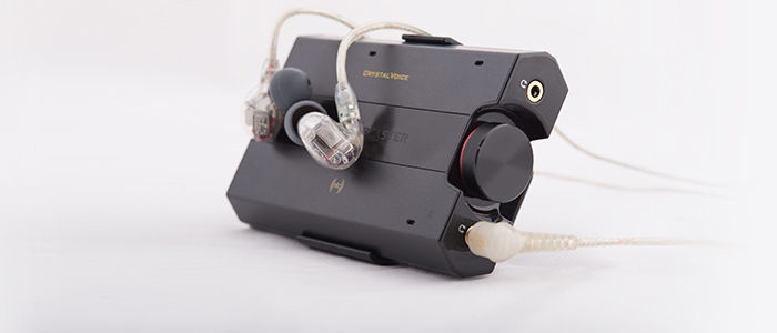 Creative Sound Blaster E5 : ampli casque nomade