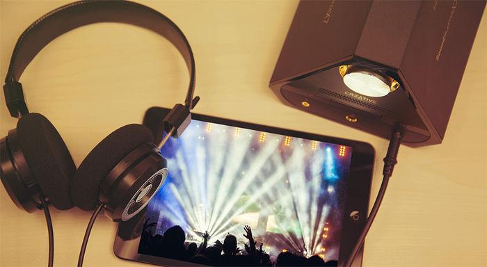 Creative Sound Blaster X7 : téléphonie mains-libres Bluetooth