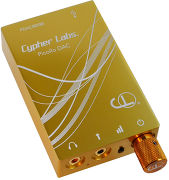 Cypher Labs AlgoRhythm Picollo DAC Mini HA Gold