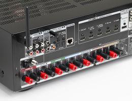 Denon AVR-X1300W Vue de détail 2