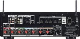 Denon AVR-X1400H Vue arrière