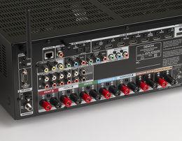 Denon AVR-X2300W Vue de détail 2