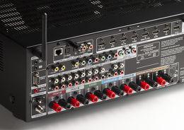 Denon AVR-X3300W Vue de détail 2