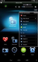 Denon Ceol RCD-N9 Application