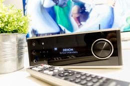 Denon DRA-100 Mise en situation 1