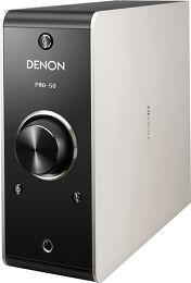 Denon PMA-50 Vue 3/4 droite