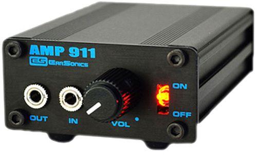 Earsonics AMP 911 Vue principale