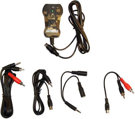 Accessoires du vibreur EarthQuake Shell shoxx