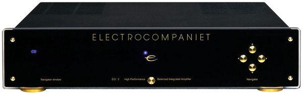 Electrocompaniet ECI 3 Vue principale