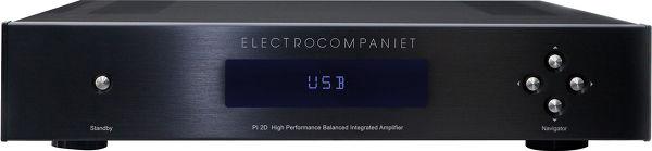 Electrocompaniet PI2D Vue principale