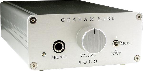 Graham Slee Solo SRGII PSU1 Vue principale