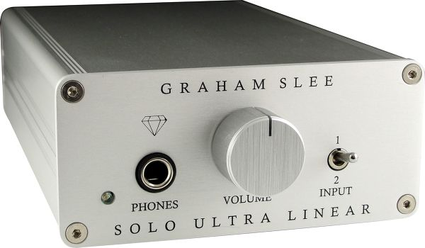 Graham Slee Solo Ultra Linear Vue principale