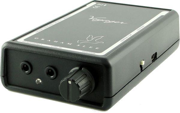 Graham Slee Voyager portable Vue principale