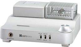 HiFiMAN EF100 Vue principale