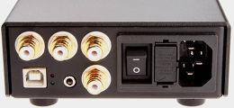 Lehmann Audio Linear USB Vue arrière