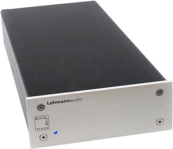 Lehmann Audio Stamp Vue principale