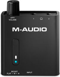M-Audio Bass Traveler Vue principale