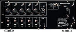 Marantz MM7055 Vue arrière