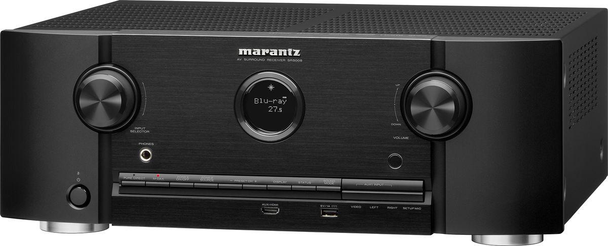 marantz sr 5008 amplis home cin ma son vid. Black Bedroom Furniture Sets. Home Design Ideas