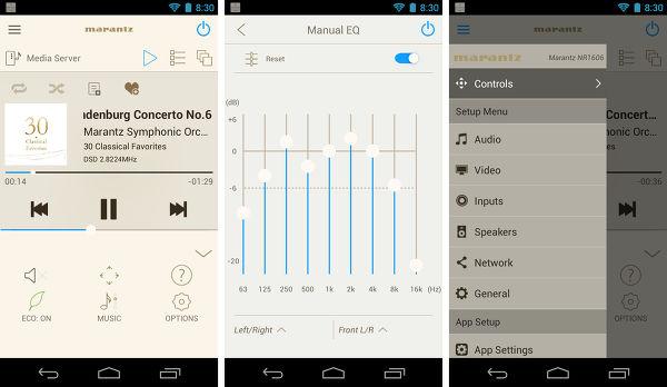 Marantz 2016 AVR Remote pour Marantz SR-5011