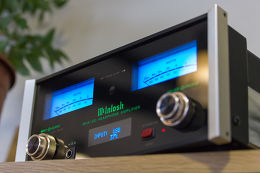 McIntosh MHA100 Mise en situation 2