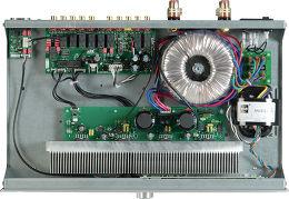 Micromega IA-100 Vue intérieure