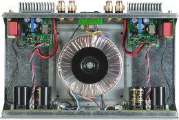Micromega PW-400 Vue intérieure