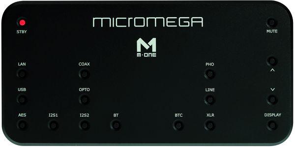 Micromega M-One M-100 télécommande