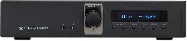 Micromega AS-400 WHIFI (stock B) Vue principale