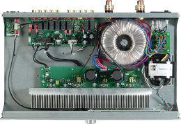Micromega IA-100 (stock B) Vue intérieure