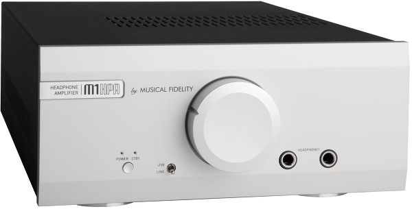 Musical Fidelity M1-HPA Vue principale