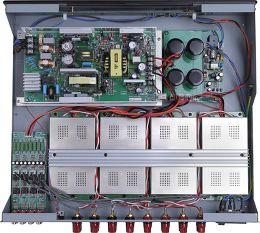 NuForce MCA-20 Vue intérieure